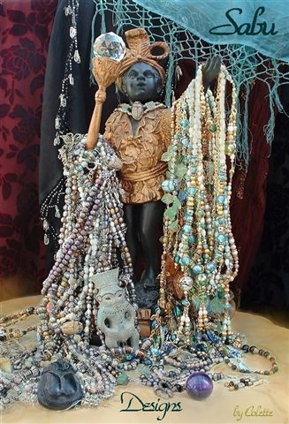 Sabu antique art collectables jewelry custom from around the world